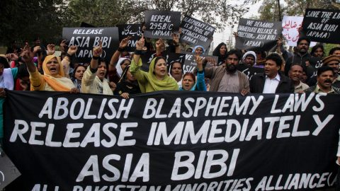 Repealing Blasphemy Laws—The First Step Toward A Better Pakistan