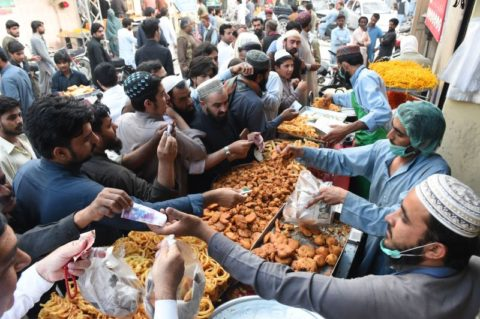 Ramadan amidst COVID in Pakistan